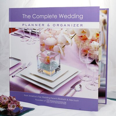 Wedding Planning Organizers on The Complete Wedding Planner And Organizer