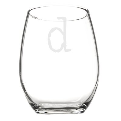 Personalized Stemless 15 oz. Wine Glasses 1106-6