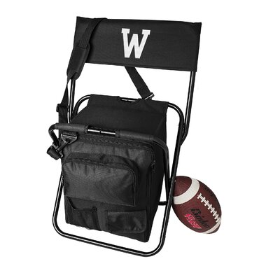 Personalized All-in-One Tailgate Cooler Chair 1409
