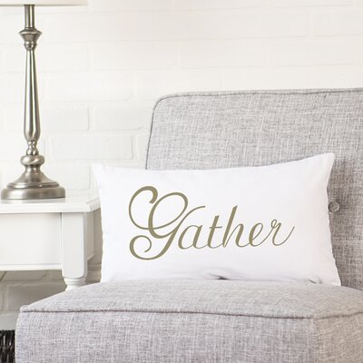 Attell Gather Lumbar Pillow