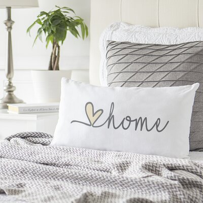 Axel Love Home Lumbar Pillow