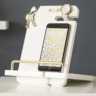 Personalized Lacquer Docking Station 4060W