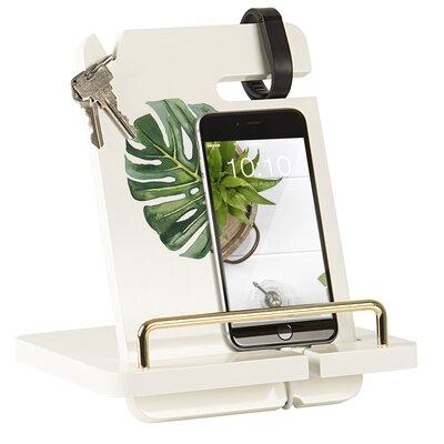 Francisco Palm Leaf Lacquer Docking Station IVYB2760 39251074