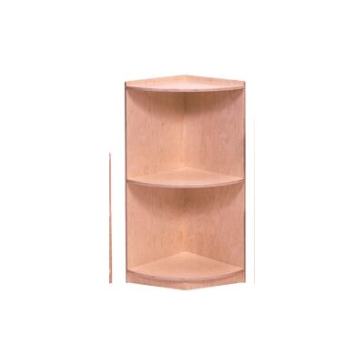Curved End Storage Unit Size: 36
