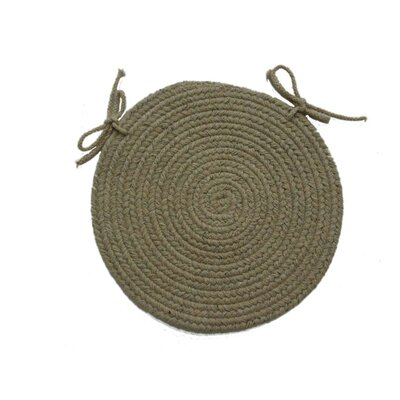 Millennium Fawn Round-15 - Chair Pad (set Of 4)