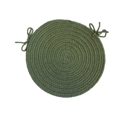 Rio Olive Round-15 - Chair Pad (set Of 4)