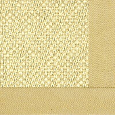 Coastal Classic Sierra Honeycomb Bordered Area Rug Rug Size: 6 x 9