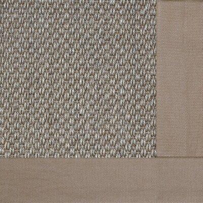 Coastal Classic Granola Sierra Bordered Area Rug Rug Size: 710 x 10