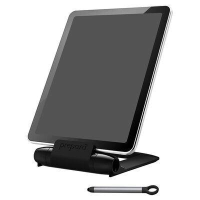 iPrep Tablet Stand Color: Black