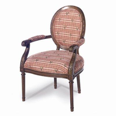 Farmhouse Fabric Side Chair