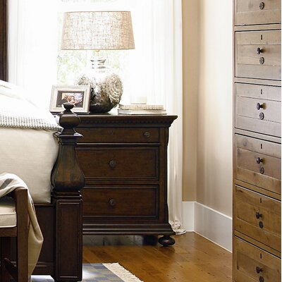 Down Home 3 Drawer Bachelors Chest Color: Distressed Molasses