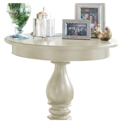 Paula Deen Home End Table Color: Linen
