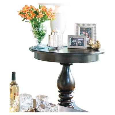 Paula Deen Home End Table Color: Tobacco