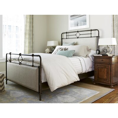 Gretchen Upholstered Panel Bed