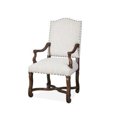 Dogwood Arm Chair (Set of 2) Finish: Low Tide
