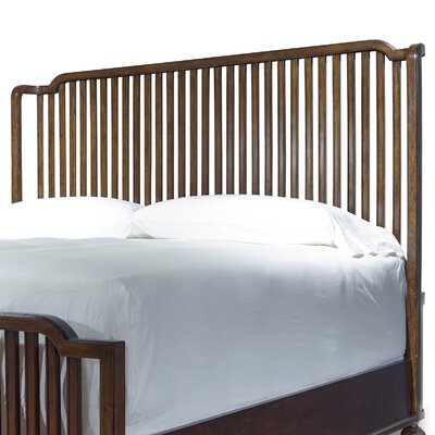 Dogwood Slat Headboard Size: King