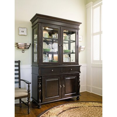Sweet Tea China Cabinet