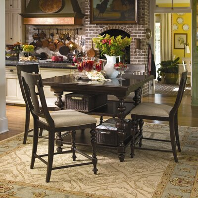 cheap paula deen home sweet tea 6 piece kitchen gathering table set in