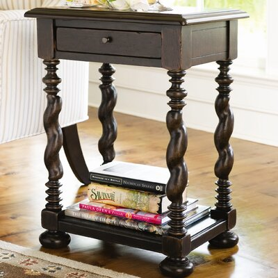 Sweet Tea End Table Finish: Tobacco
