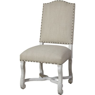 Dogwood Side Chair (Set of 2) Finish: Blossom White