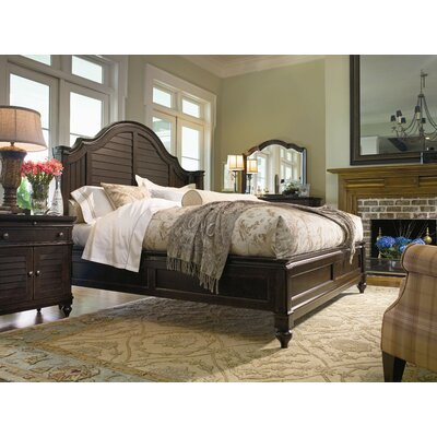 Steel Magnolia Panel Configurable Bedroom Set