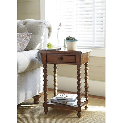 Dogwood End Table Finish: Low Tide