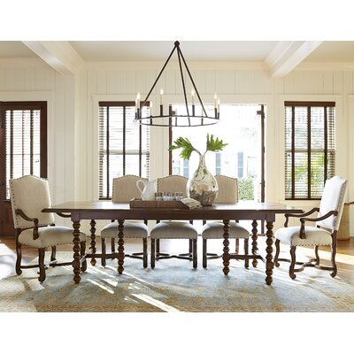 Dogwood Extendable Dining Table Finish: Low Tide
