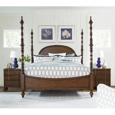 Dogwood Panel Headboard Size: King, Color: Low Tide