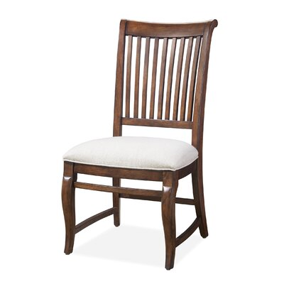 Dogwood Side Chair (Set of 2) Finish: Low Tide