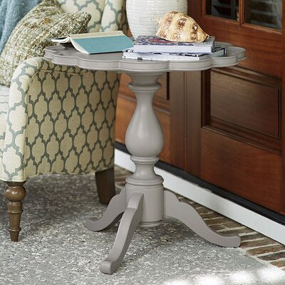 Dogwood End Table Color: Cobblestone