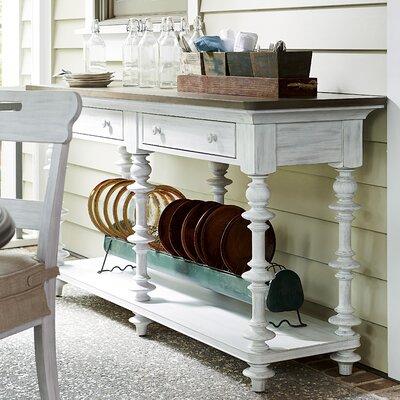 Dogwood Console Table Finish: Blossom White