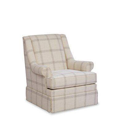 Kendall Arm Chair and Ottoman