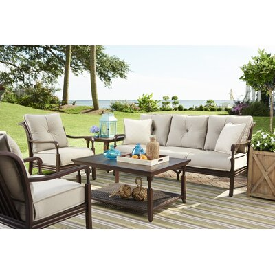 River House Deep Seating Group with Cushion