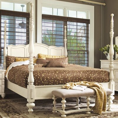 Nolena Savannah Panel Bed