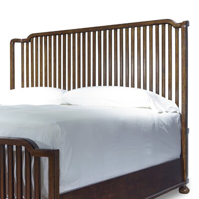 Dogwood Slat Headboard Size: King, Finish: Low Tide