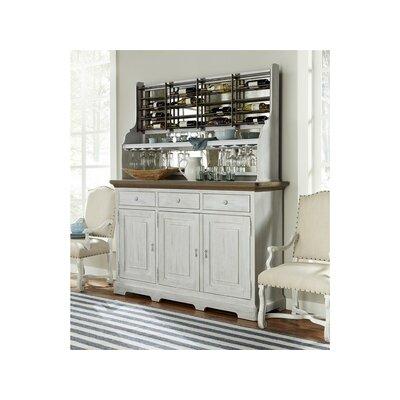 Dogwood Sideboard Finish: Blossom White
