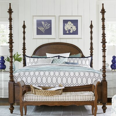 Helena Four Poster Bed