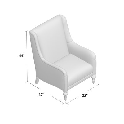 Terrace Wingback Chair