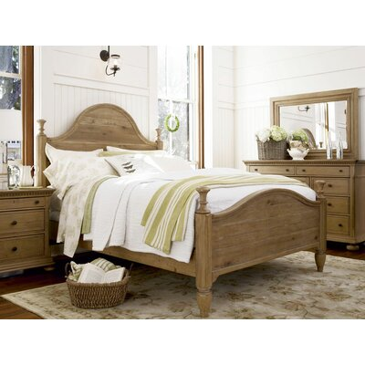Lease to own Down Home Panel Bed...