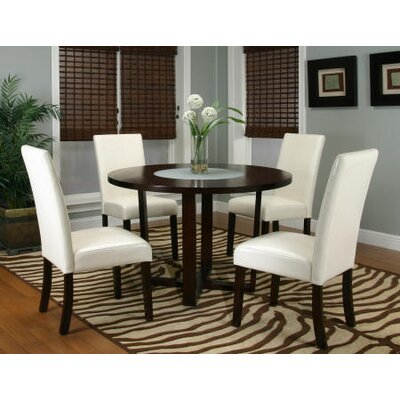 Credit for Kemper Parsons Chair (Set of 2) Uph...