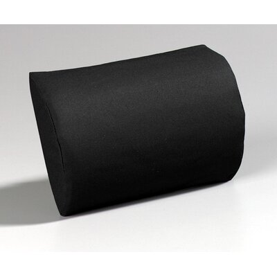 Large Half Roll Color: Black