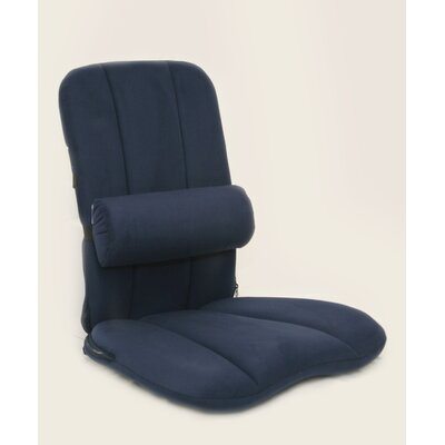 BetterBack with LumbiPad Back Support Color: Blue