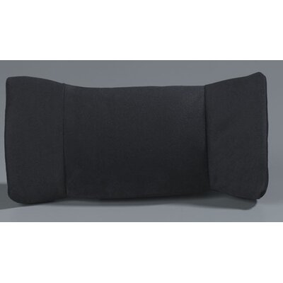 BifomPad Lumbar Support Color: Black