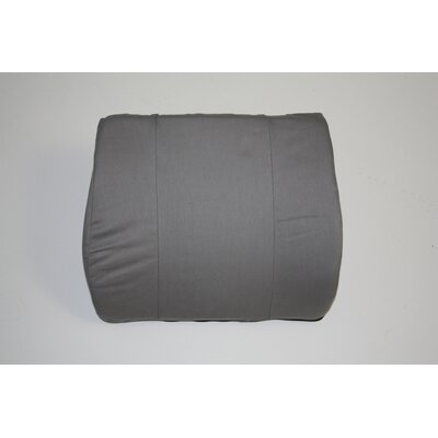 Premium Visco Lumbar Color: Gray