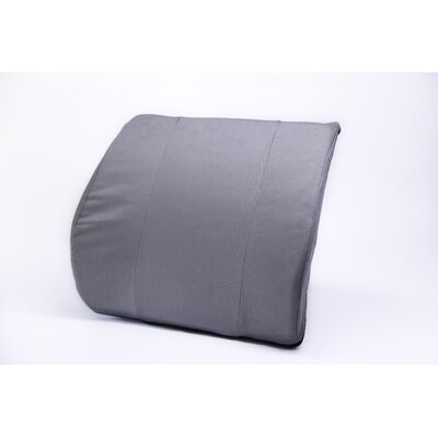 Premium Lumbar with Molded Fold Color: Green