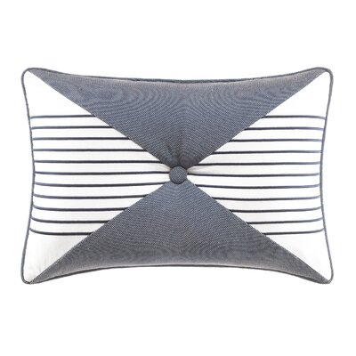 Montego Bay Cotton Throw Pillow