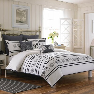 Montego Bay Duvet Cover Size: Twin