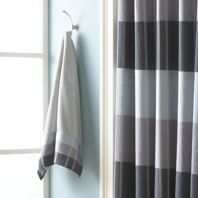 Fairfax Embel Bath Towel Color: Slate