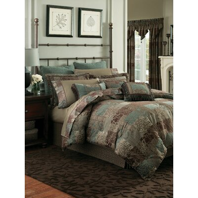 Galleria Chocolate Bedding Collection