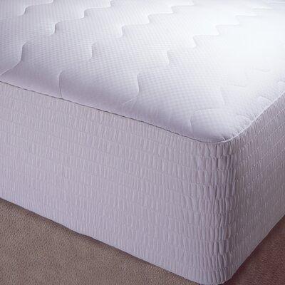 100% Cotton Mattress Pad Size: California King